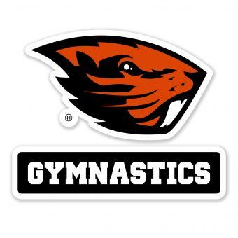 Beaver Gymnastics - Decal