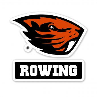 Beaver Rowing - Decal