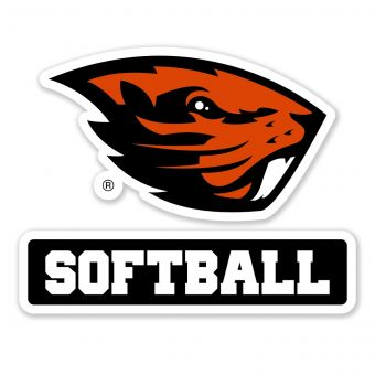 Beaver Softball - Decal