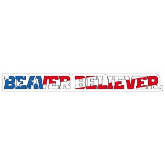 Oregon State - Beaver Believer Full Color Decal