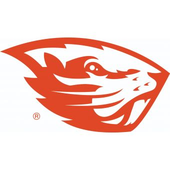 Oregon State - New Benny One Color Decal