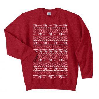 Oregon State Beavers Holiday Sweater