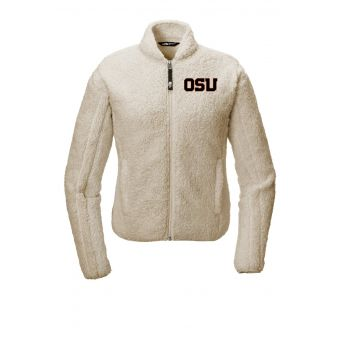 OSU The North Face Embroidered Fleece Jacket