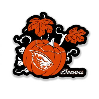 Pumpkin Benny Sticker