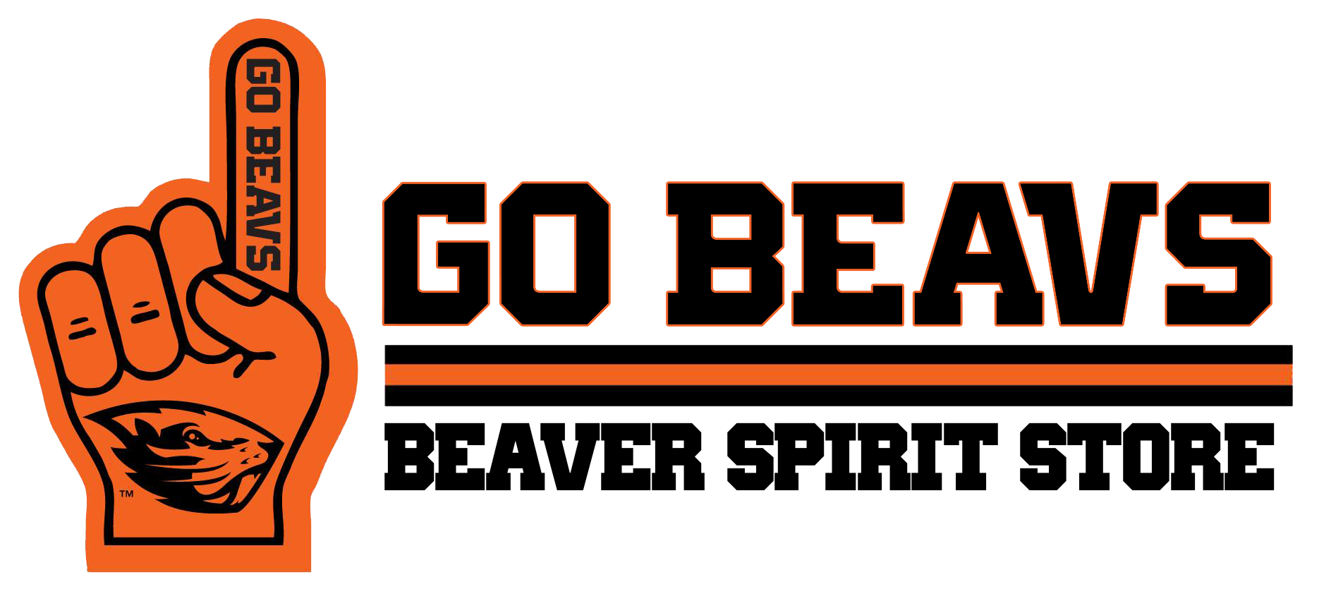 Oregon State - Jr. Benny Beaver One Color Decal